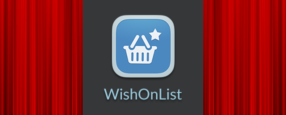 WishOnList 2.5.0 for iOS 7 released